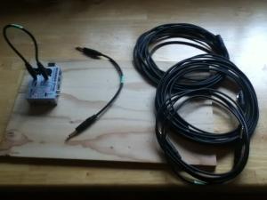 Custom-built cables